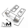VM Boom Racing BRX01 ARB Bumper Silder (Silver)
