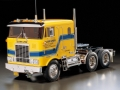 Tamiya 1/14 Truck (Globe Liner) 1/14 Globe Liner Tractor Truck Kit by Tamiya