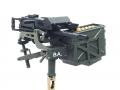 Miscellaneous All 1/10 Scale Model MK19 Auto. Grenade Launcher Replica (Large Ammo Box wo/ Shield) by BA Model Studio
