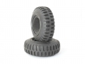 Pit Bull Xtreme RC Miscellaneous All 3.45X.985-1.9 Scale RC Temco NDT Military Tire / Alien Kompound / W/Foam (2 Tires & 2Foams)