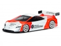Miscellaneous All Turismo Clear Body X-Lite for 190mm TC by Pro-Line Racing
