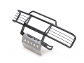 Miscellaneous All Metal Front Bull Bar Bumper for TRC Rover Gen 1 Body by ROLL SCALE
