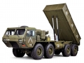 Miscellaneous All 1/12 HG-P803A 2.4G 8X8 Military Truck 5KG Load Capacity ARTR by TRASPED