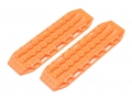Miscellaneous All 1/10 Recovery Sand Ladder Ramp Orange (2) by Team Raffee Co.