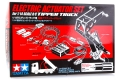 Tamiya 1/14 AROCS 3348 6X4 1/14 Scale Tipper Truck Electric Actuator Set by Tamiya