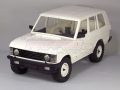Miscellaneous All 5 Door Rover SUV First Gen 1/10 Hard Body 313mm (12.3