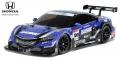 Tamiya TT-02 1/10 TT02 Raybrig NSX Concept-GT w/ESC EP On Road Touring RC Car Kit by Tamiya