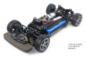 Tamiya TT-02 Type-S 1/10 RC TT02 Type S 4WD Chassis Kit On Road Car by Tamiya