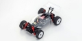 Kyosho Mini-Z Buggy MB-010VE 2.0 with FHSS2.4GHz System Mini-Z Inferno MP9 TKI Clear Body by Kyosho