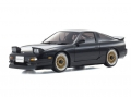 Kyosho Mini-Z AWD ASC MA-020 Nissan 180SX Aero Black by Kyosho