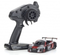 Kyosho Kyosho Mini-Z MR-03 Mini-Z RWD Audi R8 LMS 2016 Gray/Red Readyset RTR