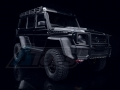Traction Hobby B-G550 1/8 Brabus G550 4X4 Crawler RTR Black by Traction Hobby