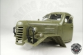 King Kong RC CA30 1/12 CA30 Tractor Truck Hard Body Cab w/ Interior Kit    by King Kong RC