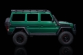 Traction Hobby B-G550 1/8 Brabus G550 4X4 Crawler RTR Green by Traction Hobby