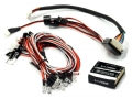 Miscellaneous All 4-Channel Professional LED Lighting System for RC Car by G.T. Power