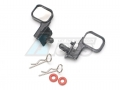 Miscellaneous All Scale Accessories Rear Mirror by Team C