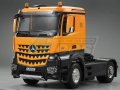 Miscellaneous All 1/14 Opening Door Actros Light Space Tractor Truck (4X2) 2 Axle by Hercules Hobby
