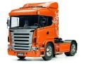 Tamiya 1/14 Truck Scania R470 1/14 Scania R470 Highline (Orange Edition) by Tamiya