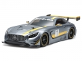 Tamiya TT-02 1/10 Mercedes-AMG GT3 (TT02) Kit w/ Motor by Tamiya