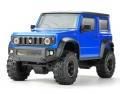 Carisma Scale Adventure MSA-1E 1/24 MSA-1E Suzuki Jimny JB74 Crawler (Blue) by Carisma Scale Adventure