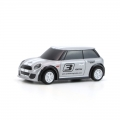 Miscellaneous All 1:76 Finger Sized Proportional On-Road RC Car RTR Silver Sand by Turbo Racing