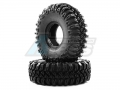 Hobby Plus CR-18 CR-18 1.0 Inch 56x18.5mm GRABBER M/T Rock Crawling Tire (4) by Hobby Plus