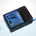 Miscellaneous All TB-RX200 7CH Digital Waterproof Gyro Receiver for TB-TX2 by Turbo Racing