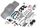 Traction Hobby B-G550 1/8 G550 6x6 Conversion Kit by Traction Hobby