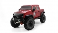 RGT RGT 1/10 Rock Cruise EX86100 1/10 Defier Electric Off-road Pickup Truck RTR Red