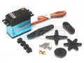 Miscellaneous All Aluminum Middle Case Metal Gear Core Digital Servo 25KG 0.22S@7.4V for 1/10 & 1/8 RC by DS Power