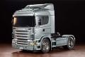 Tamiya 1/14 Truck Scania R470 Scania R470 (Silver) by Tamiya