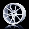 Miscellaneous All FX Wheel (+3) (4) White by MST