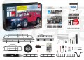 TRASPED HG-P415 Rock Upgrade Package for H1 Hummer HG-P415 by TRASPED
