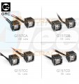 Axial SCX10 III 1/10 Square G9 Lens Spotlights (2) by GRC