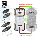 Traxxas TRX-4 Adjustable Magnetic Body Mount by GRC