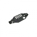 Hot Bodies Cyclone Graphite 5 Cell Main Chassis For Cyclone by 3Racing