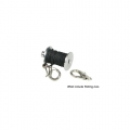 Tamiya CR01 Replacement Crawler Winch Hook(2pcs) with Traction rope For #CR01-27 by 3Racing