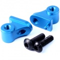 Tamiya CC01 Aluminum Rear Upper Damper Mount (BU) for Tamiya CC-01 by Yeah Racing