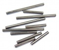 Miscellaneous All Titanium Hinge Pins -10pcs Set/(IH24) by Yeah Racing