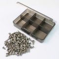 Tamiya DF03RA Titanium Screw Assorted Set with FREE Mini box for Tamiya DF03RA by Yeah Racing