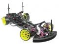 3Racing 3Racing Sakura D3 CS Sport Front Motor 1/10 4WD Touring Kit Electric RC Car
