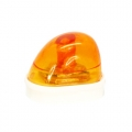 Miscellaneous All Roof Mount Single Eye / Orange by TopCad