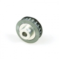 Miscellaneous All Aluminum Center Pulley Gear T20 by 3Racing
