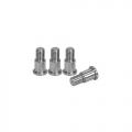 Tamiya CR01 Titanium King Pin For CR01 by 3Racing