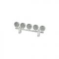 Miscellaneous All LED Crawler Light Bar Set (5 Spotlight)  by 3Racing