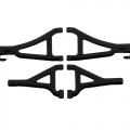 Traxxas 1/16 Mini E-Revo RPM (#80692) Front A-arms For Mini E-revo Black by RPM