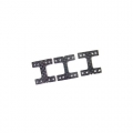 Kyosho Mini-Z Graphite H Plate For Mini-Z MR01 by 3Racing