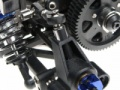 Kyosho V-One-RRR Rear Hub Post For V One Rrr by 3Racing