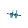 Kyosho Mini-Z MR-02 Aluminium Steering Block (3 Degree) For Mini-Z 3R/MR02-lm by 3Racing