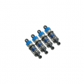 Tamiya TT-01 Aluminum Oil Damper Set (13mm) For TT-01 by 3Racing